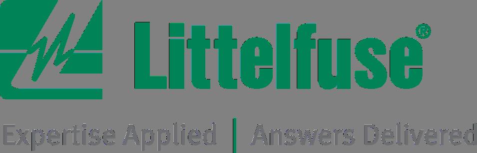 Littelfuse logotipas