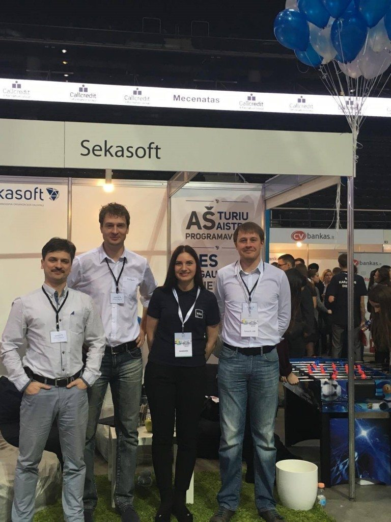 Sekasoft komanda