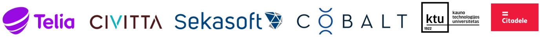 Renginio rėmėjų logo