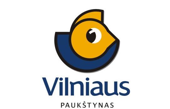 Vilniaus paukštynas logo