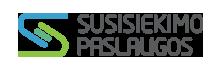 Susisiekimo paslaugos logo
